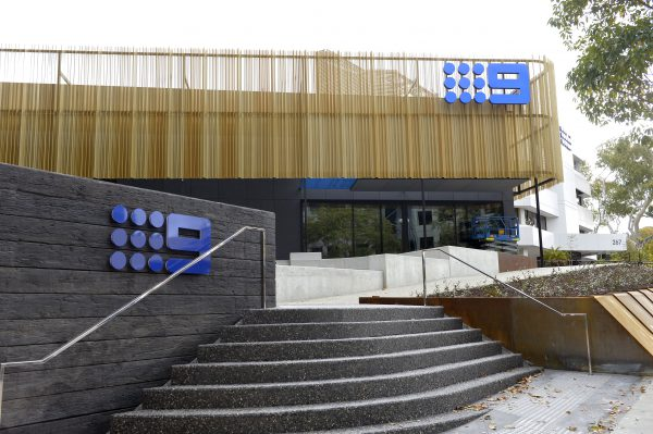 Channel Nine building exterior