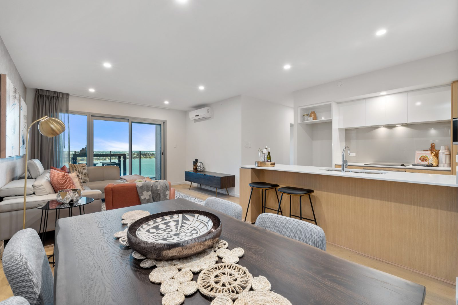 8. 63 Adelaide Tce East Perth - Living Area
