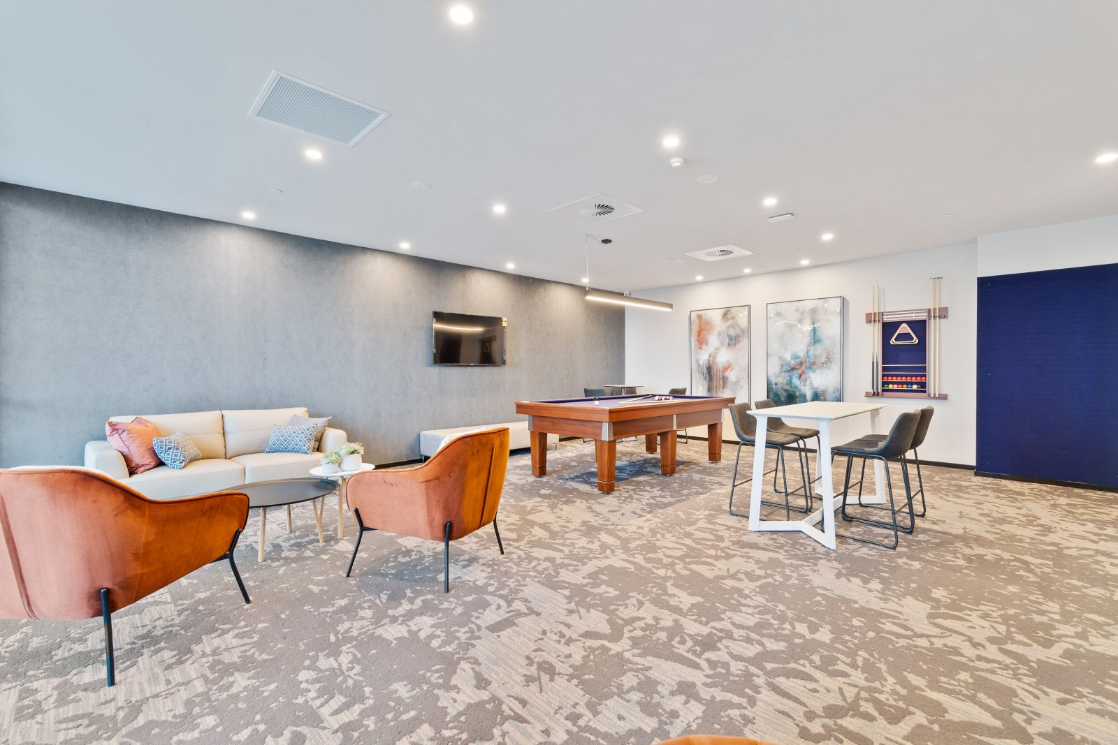 9. 63 Adelaide Tce Perth - Games Room