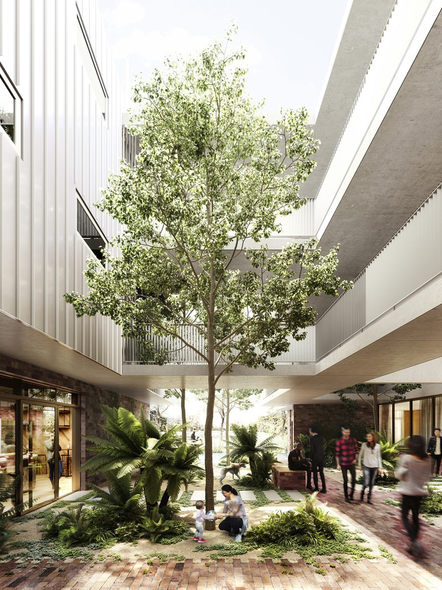EHDO Architecture NIGHTINGALE FREMANTLE EXT_HERO_MrP_LR