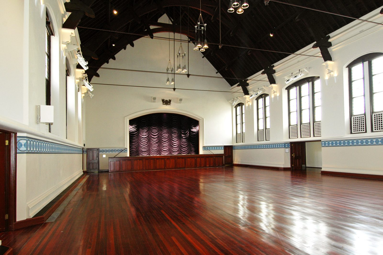 Main Hall-Facing Stage