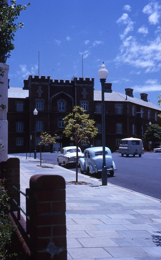 PH20120040025 - Pensioner Barracks - c1960s