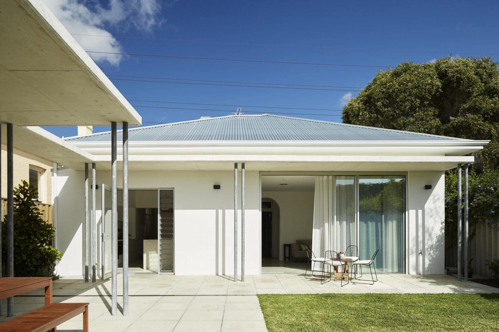 Palmerston St renovation Architecture by Vittino Ashe