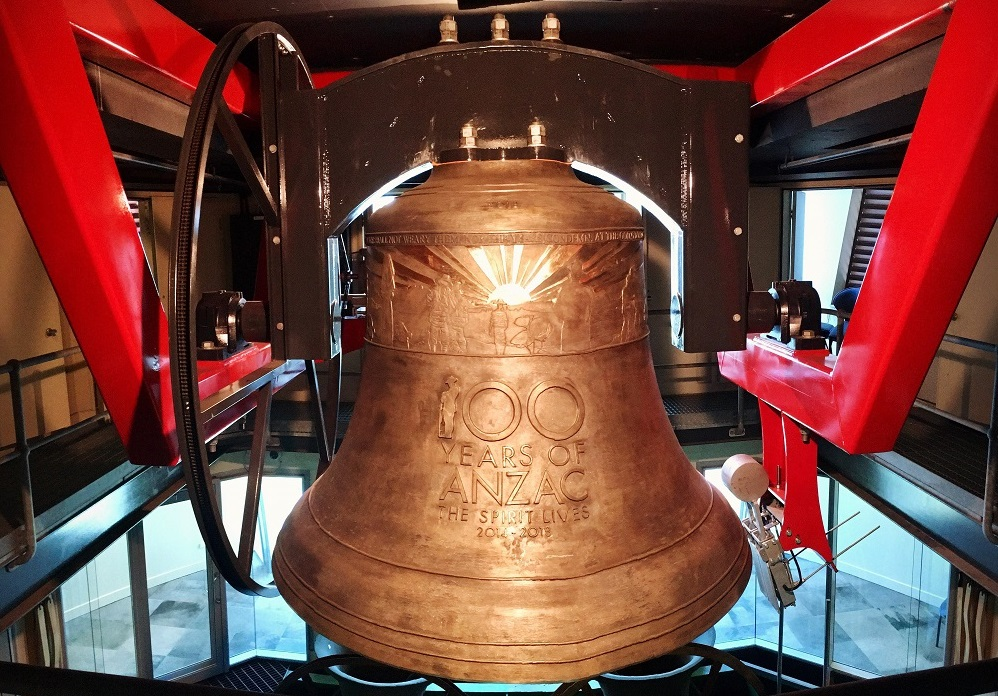 The ANZAC Bell (1)