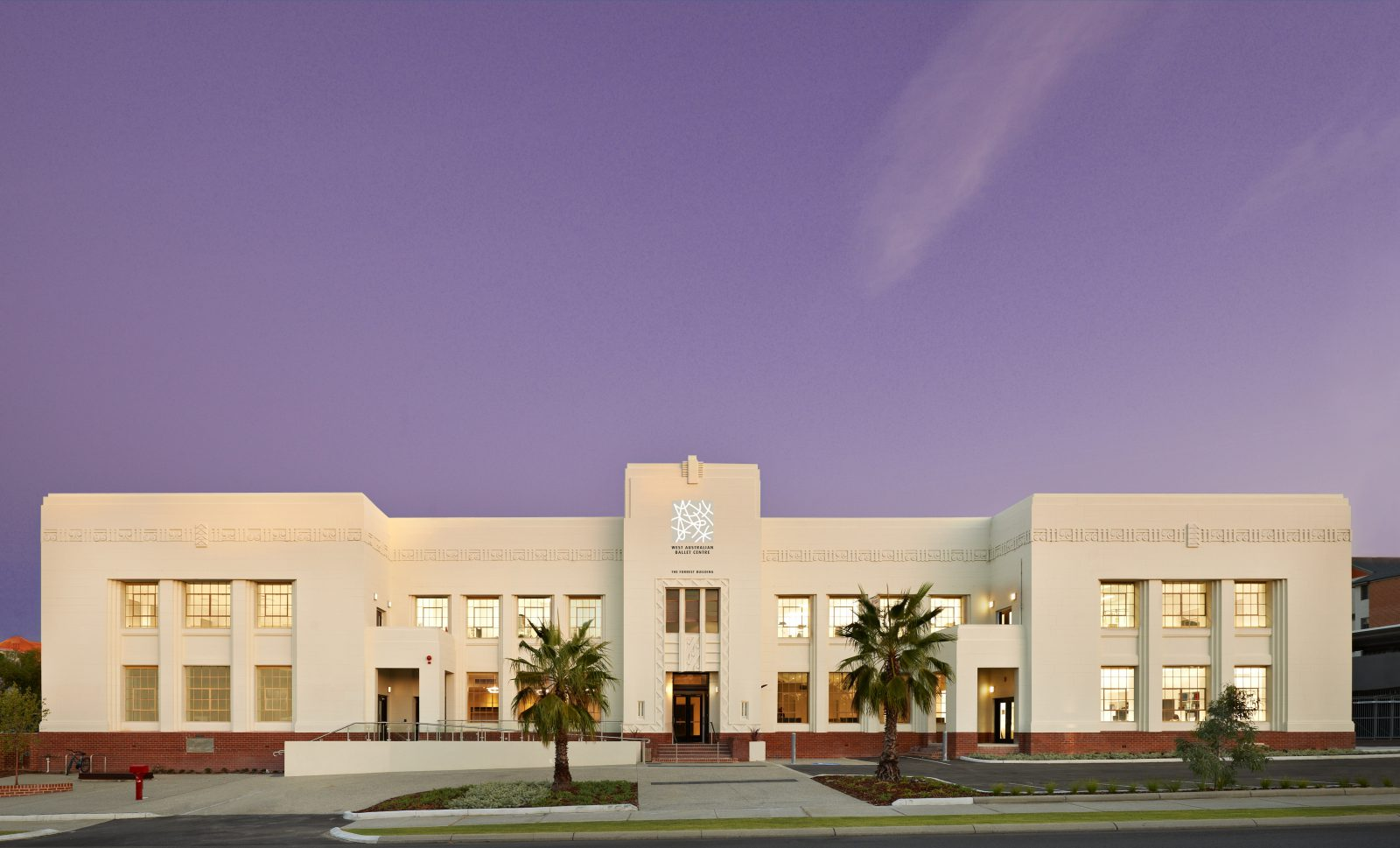 WA Ballet Centre Building / Maylands - WA Ballet group - 23rd March 2012
